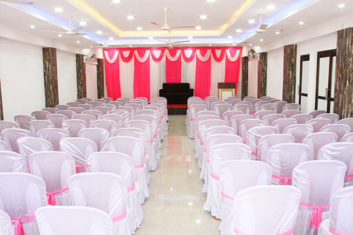 Plan your events at Netravathi Resort